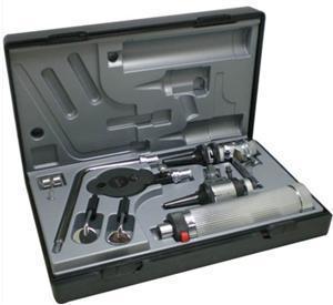 Otoscope + Ophtalmoscope + Laryngoscope